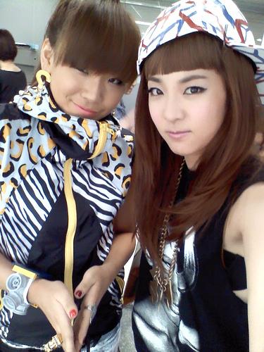 Dara y CL