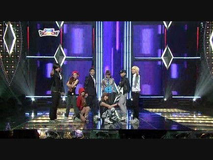 Last Farewell,How Gee - Big Bang ft 2NE1 _Chuseok Special SBS__0001
