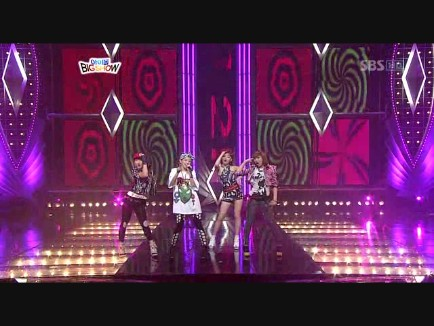 Let's Go Party - 2NE1 _Chuseok Special SBS__0001